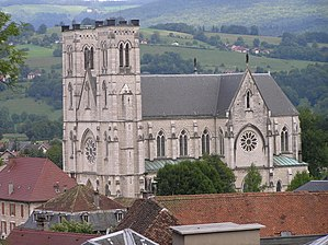 Saint-Laurent-du-Pont eglise Saint-Laurent.jpg