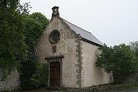 Saint-Malo - Château du Bos chapelle.JPG