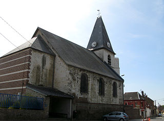 Saint-Sauveur, Somme Commune in Hauts-de-France, France
