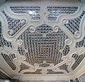 Saint Petersburg - Menshikov Palace 1710-27 - 2nd Floor - State Room 3 - Delft Blue Tiles Ceiling.jpg