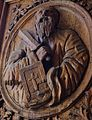 Saint Sauveur portail de l'église de brignoles (var).jpg