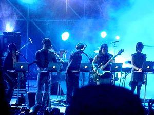 Sakanaction discography - Sakanaction performing at Iwamizawa, Hokkaido in 2013