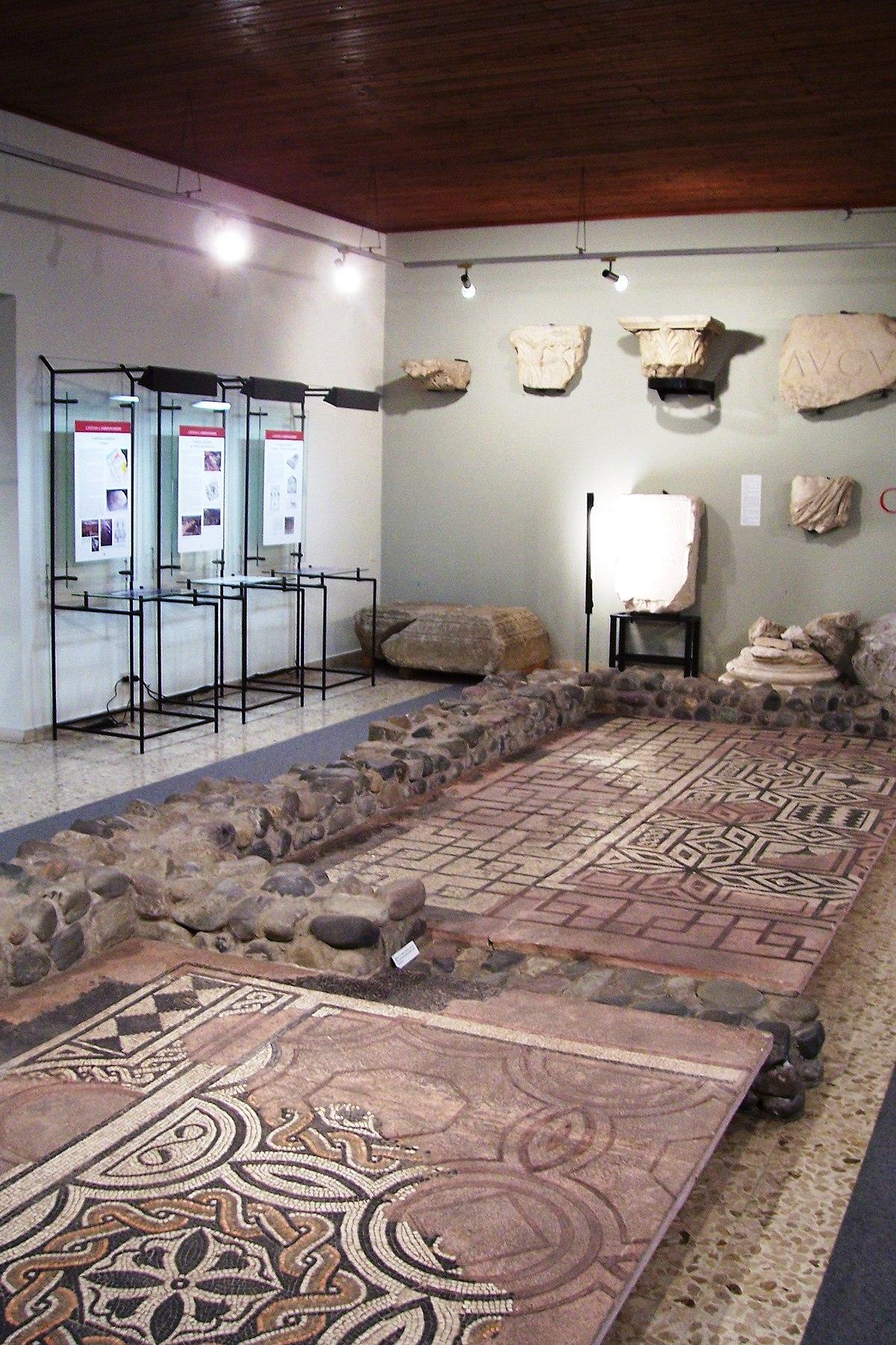 Museo archeologico nazionale della Valle Camonica - Wikipedia