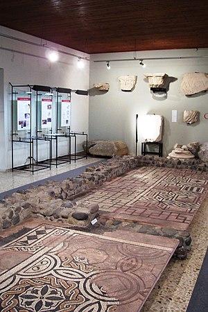 Museo nazionale della Valcamonica - Museum interior