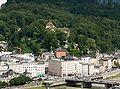 Salzburg Kapuzinerberg vom Mönchsberg.jpg