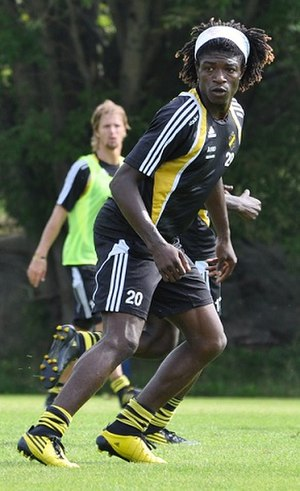 2010 Division 1 (Swedish football) - Mohamed Bangura was sold to Celtic F.C. for a fee over £2million after a successful stint in Allsvenskan with AIK.