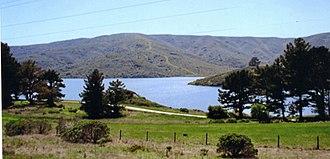 San Andreas Lake - Image: San Andreas