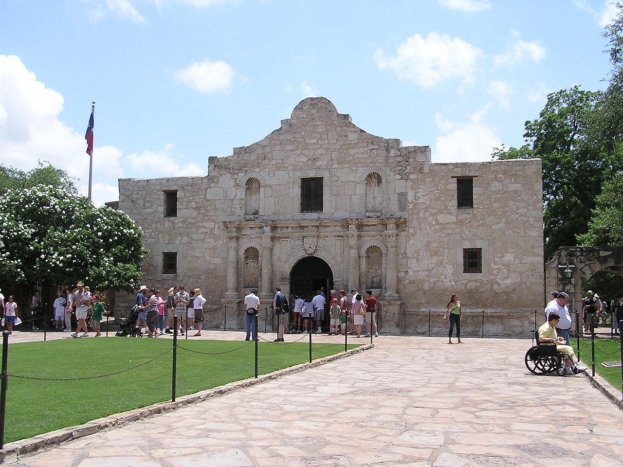 File:San Antonio Texas Alamo.JPG - Wikimedia Commons