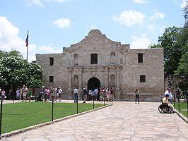 Alamo Mission in San Antonio
