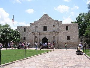 San Antonio Texas Alamo