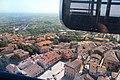 San Marinon köysiradat - Näkymä San Marinosta.jpg