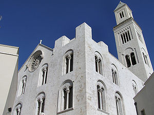 Roman Catholic Archdiocese of Bari-Bitonto - Cathedral in Bari