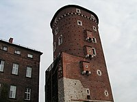 Sandomierska Tower.JPG