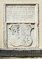 Sankt Georgen am Laengsee Stiftsgebaeude N-Trakt Bauinschrift 1546 bez 12092015 1533.jpg