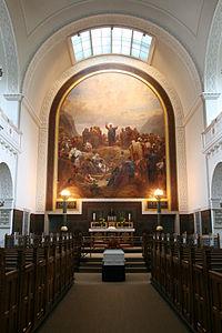 La Didaché: documento de los orígenes del cristianismo 200px-Sankt_Matthaeus_Kirke_Copenhagen_quire
