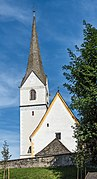 Sankt Veit Sankt Donat Pfarrkirche hl. Donatus W-Ansicht 12092018 4650.jpg
