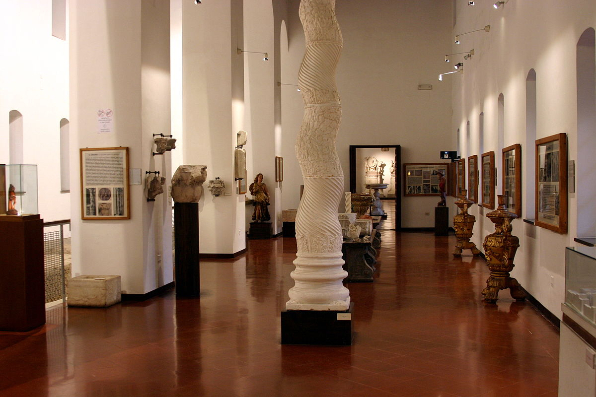 museo dell u0026 39 opera di santa chiara