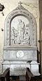 Santa Maria del Fiore a Lapo, int., aristodemo costoli, monumento della gherardesca 01.JPG