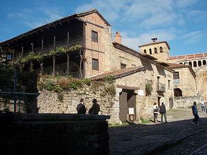 Santillana del Mar - Image: Santillana M1