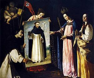Saint Dominic in Soriano - Image: Santo Domingoen Soriano