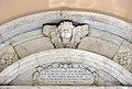 Santuario della Madonna di Valverde Rezzato Angelo sullll edicola.jpg