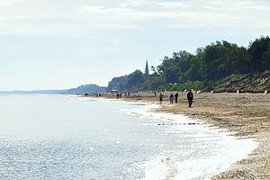 Slovincian Coast - Beach in Sarbinowo
