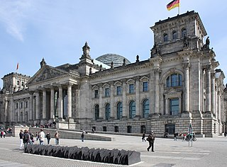 Memorial to the Murdered Members of the Reichstag