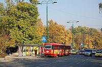 Sarajevo Tram-248 Line-3 2011-10-31 (4).jpg