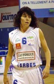 Laure Savasta basketball player