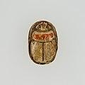 Scarab Inscribed for Queen (Ahmose-)Nefertari MET 30.8.470 EGDP011195.jpg