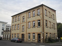 Schützenstraße in Gießen