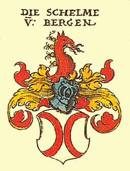 Schelm von Bergen Siebmacher122 - Rheinland