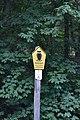 Schild Naturpark Märkische Schweiz nahe dem Chausseehaus Neubodengrün.JPG