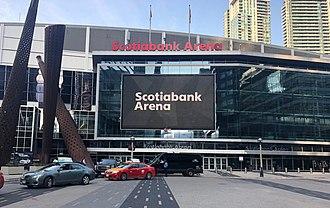 Arena - Scotiabank Arena