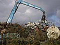 Scrap metal transfer - geograph.org.uk - 1185150.jpg