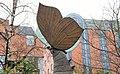 Sculpture, Blackstaff Square, Belfast - geograph.org.uk - 663488.jpg