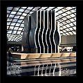 Sculpture monumentale de la Plaza Satelite, Mexico, 1971, partie supérieure, acier inoxydable.jpg