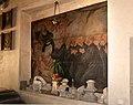 Scuola fiorentina, la madonna dà lo scapolare ai sette santi fondatori, 02.jpg