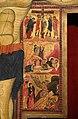 Scuola pisana, crocifisso triumphans con scene della passione, 1230-40 ca. 05.jpg