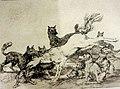 Se defiende bien (los desastres de la guerra) (78) - Goya.JPG