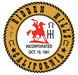 Hidden Hills, California - Image: Seal of Hidden Hills, California