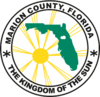 Official seal of Marion County