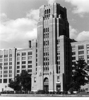 Landmark Center (Boston) - Sears Roebuck and Company Mail Order Store
