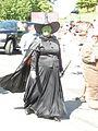 Seattle - Fiestas Patrias Parade 2008 - Wicked Witch 01.jpg