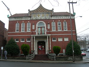 Chinese Consolidated Benevolent Association - Chong Wa Benevolent Association, Seattle