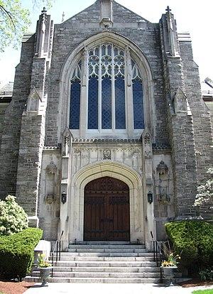 Second Church in Newton - Second Church in Newton