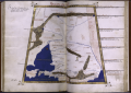 Second map of Asia (Byzantium and surrounding), in full gold border (NYPL b12455533-427043).png