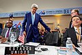 Secretary Kerry Takes His Seat for a Plenary Session of the OAS General Assembly in Santo Domingo (27059271213).jpg