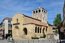 Segovia - Iglesia San Clemente 1.jpg