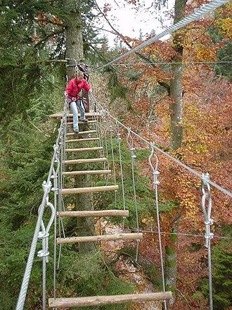 Rüschegg - Gantrisch Ropes Course